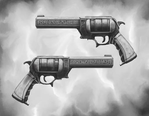 Rune Guns