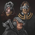 Three Tech-Heads