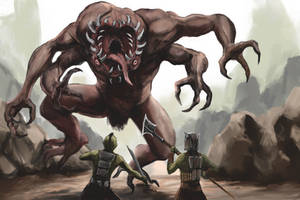 Attack of the Gug by Crowsrock