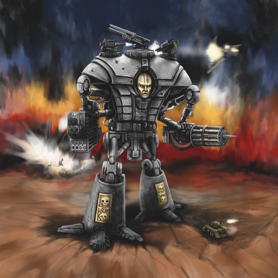 Titan by Crowsrock