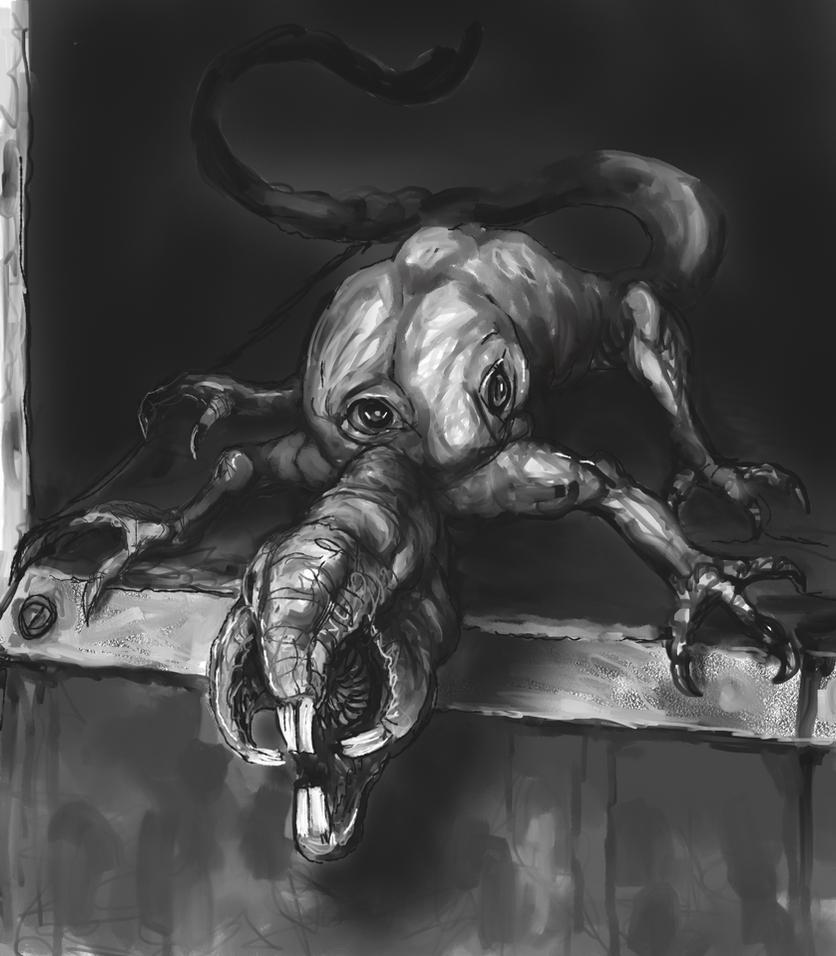 Warp Rat by Crowsrock