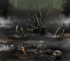 That Thing in the Swamp