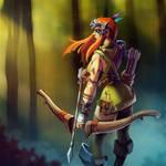 Everyday Elf Hunter
