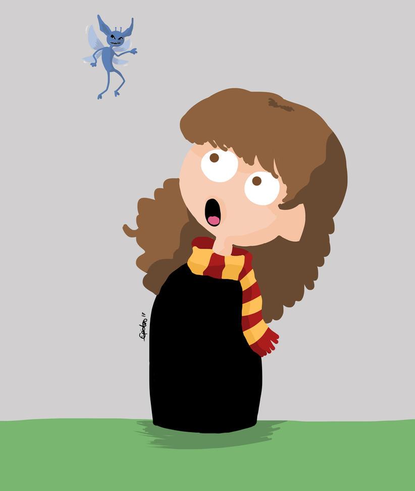 Hermione by Epi-chan21