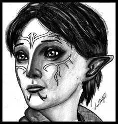 Merril - Dragon Age II