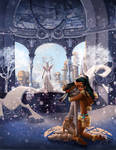 The Snow Queen by Freiheit
