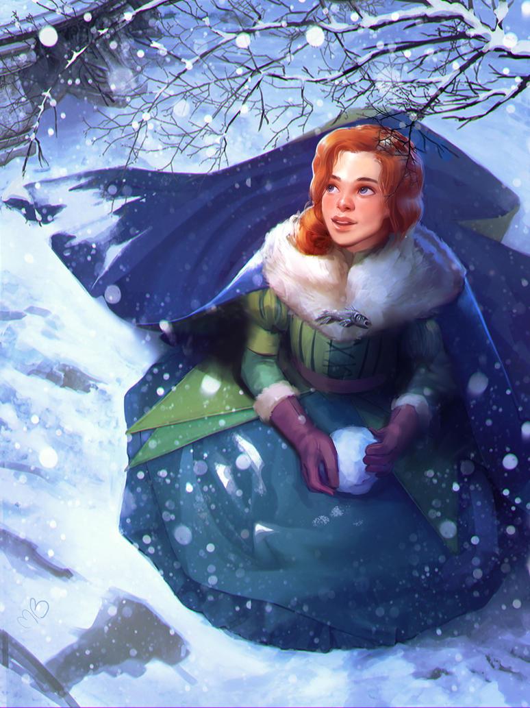 Sansa: mini spoiler by Freiheit