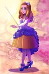 Fencer princess