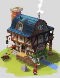 House by Freiheit
