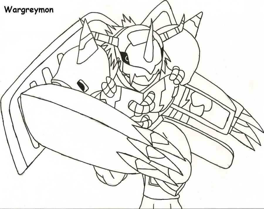 digimon data squad coloring pages - photo#40