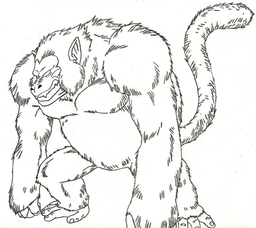 Great Ape Oozaru Over Donkey Kong (Idea) | Super Smash Bros. for Wii ...