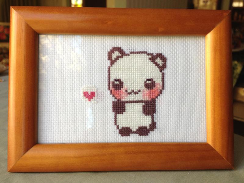 Panda by killthedrummer