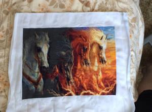 Four Horses of the Apocolypse