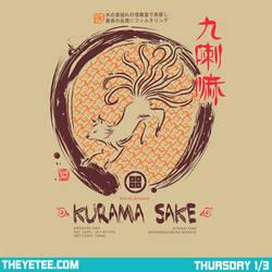 Kurama Sake by TeegKetchen