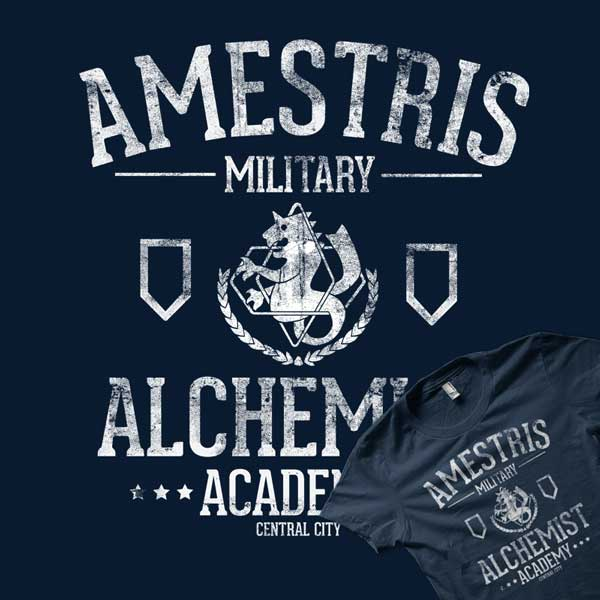 Alchemy Academy by TeegKetchen