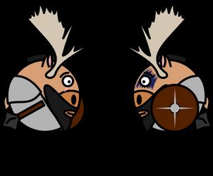 OMahD - Skyrim - Olaf - Concept by Namorvia