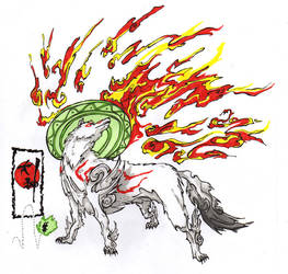 Okami by CaptainEndless
