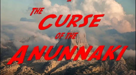 Crimson Conservative and the Curse of the Anunnaki by Paudraic