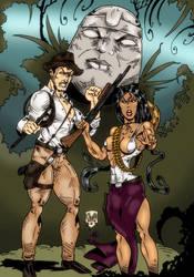 Revenge of the Olmecs By Violencejack666