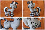 Xenith Fallout Equestria Plush Collage by TopPlush