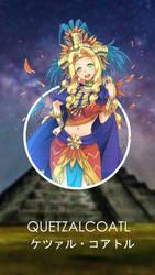 Quetzalcoatl Blur  by FerackX