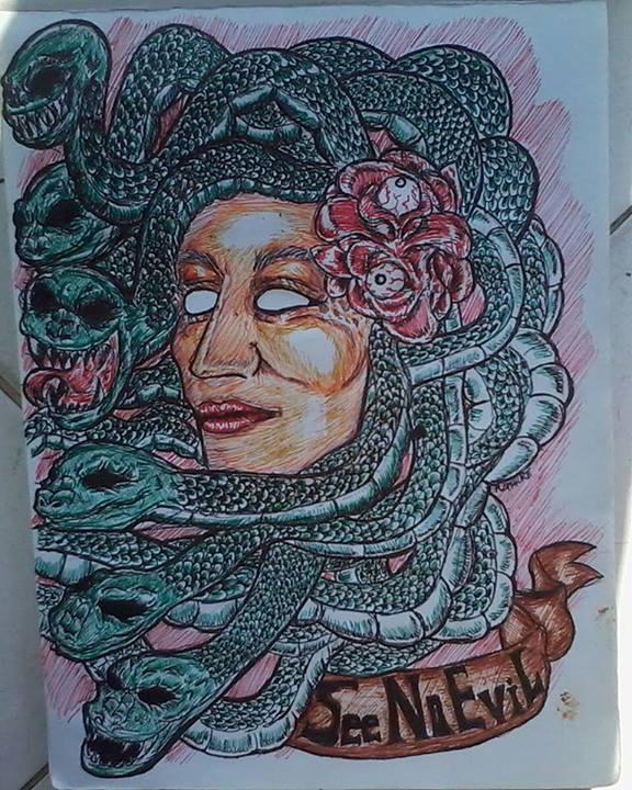 Medusa by Raphture