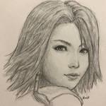 Yuna from FFX