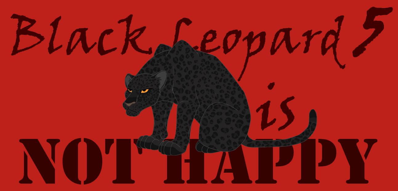 Black Leopard 5 by serra20