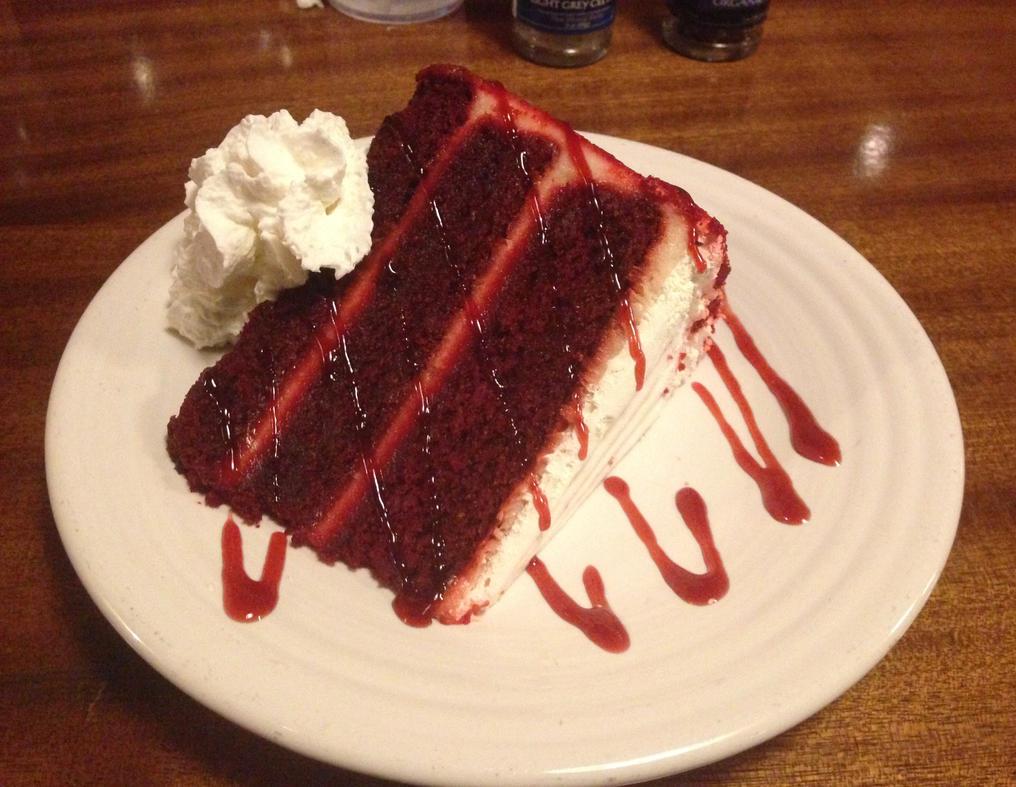 Cake Art Red Velvet Cake Mix : Red Velvet Cake by Cosmic86 on DeviantArt