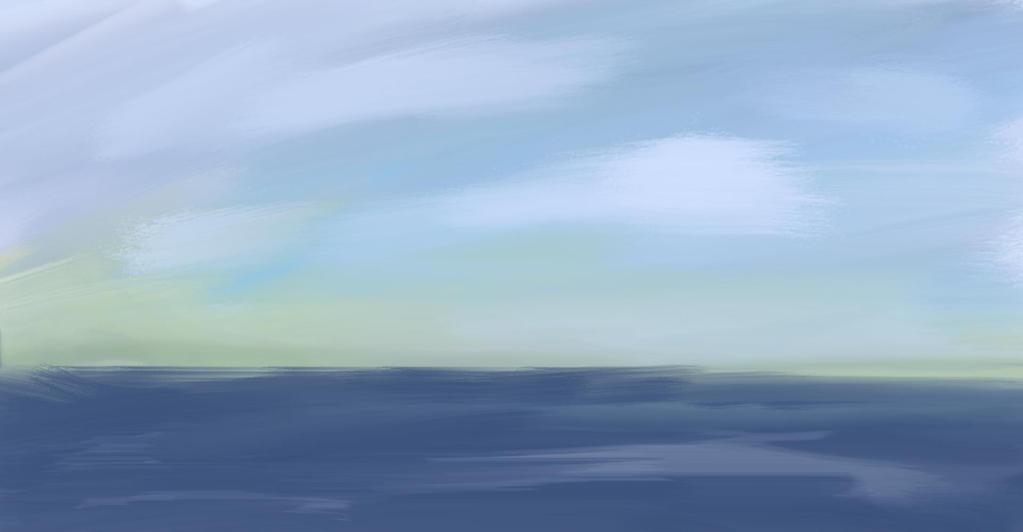 Ocean by woundedkneecap