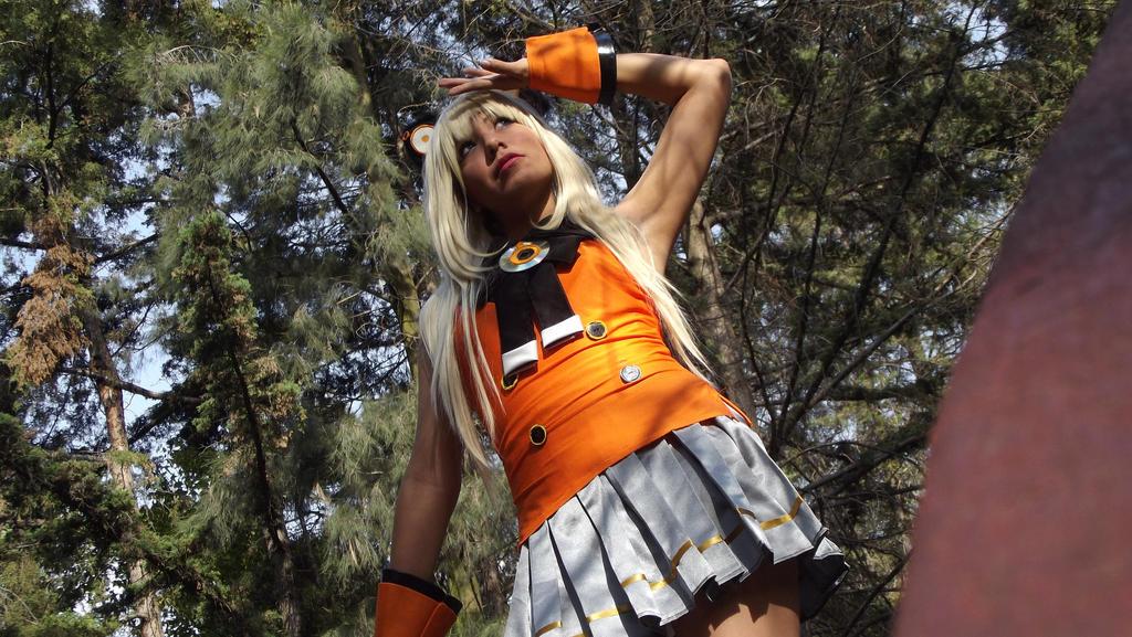 seeU cosplay by Hikonicosplayr