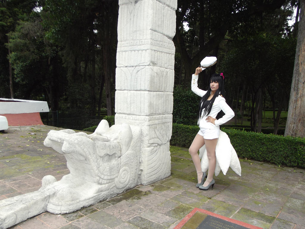 Girls Generation Ahri Cosplay ahri girl's generation...