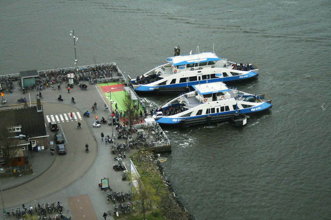 Amsterdam 3 by GravityLens