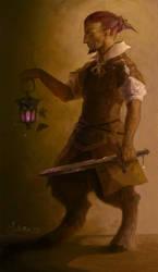 satyr by Quberon