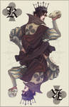 King of Clubs -colour-