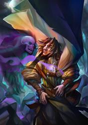 The Sorcerer's Apprentice M by Quberon