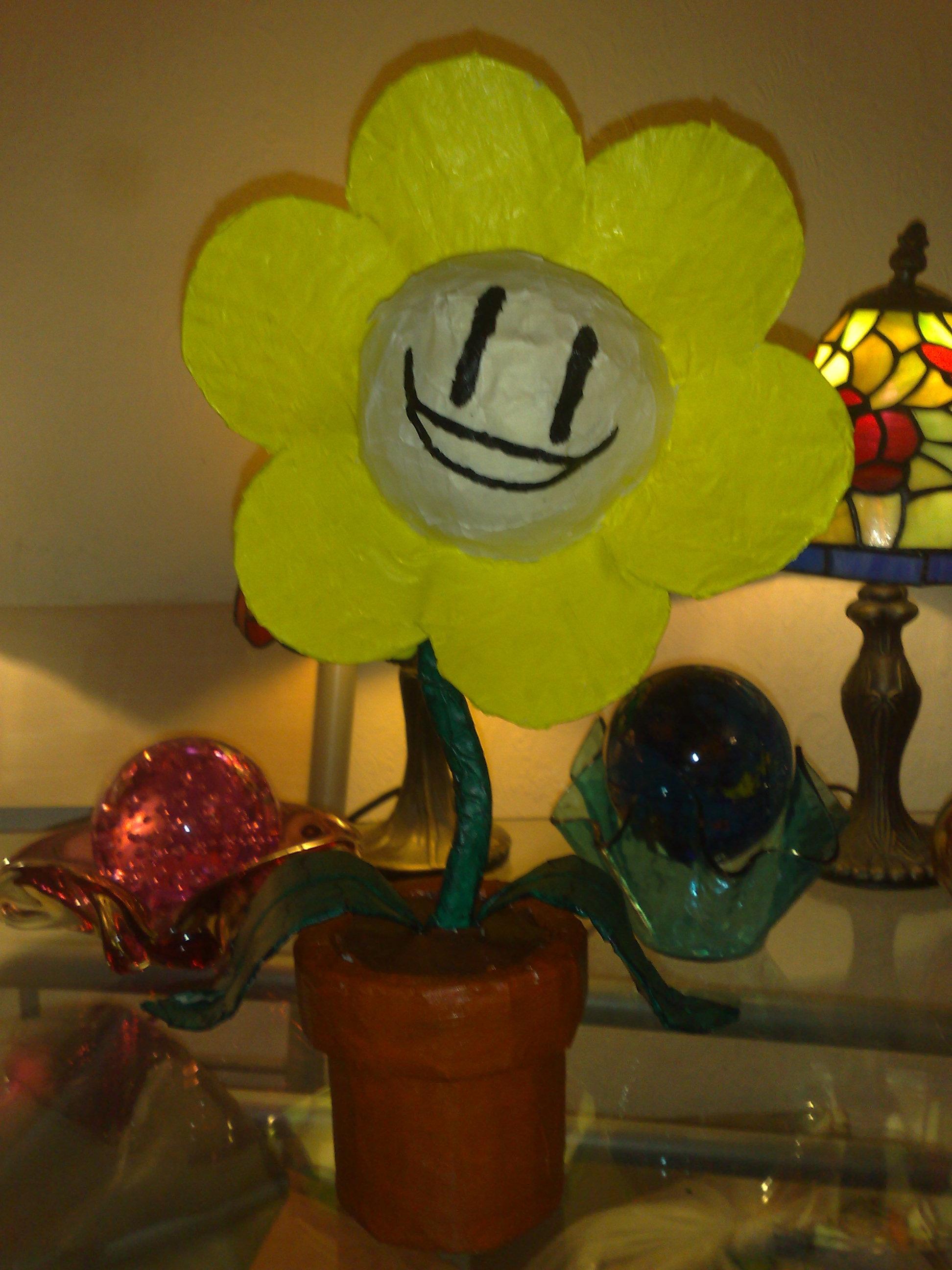 Howdy I m FLOWEY FLOWEY the FLOWER by daisy mai 5157 on DeviantArt