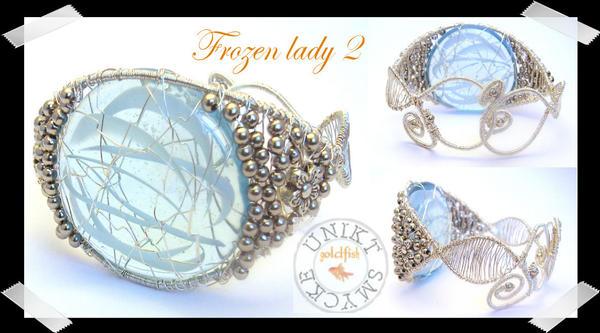 Frozen lady 2- 2nd place by zlatnaribica