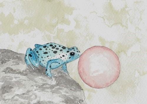 Bubblegum by DundalkChild