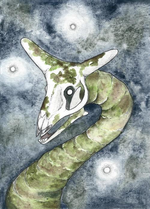 Moss by DundalkChild
