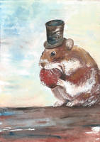 Magican Hamster by DundalkChild