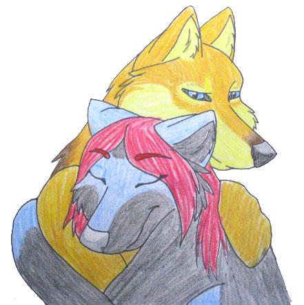 Hugs for Misty by Eluned