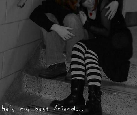 Best Friend by Bunnie-Dolly