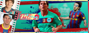 Messi by Cagliaritano4Ever