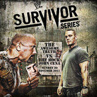 Survivor Series by Cagliaritano4Ever