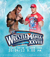 WRESTLEMANIA 28 by Cagliaritano4Ever