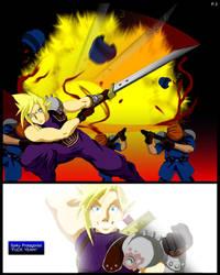 Final Fantasy 7 Page003 by ObstinateMelon