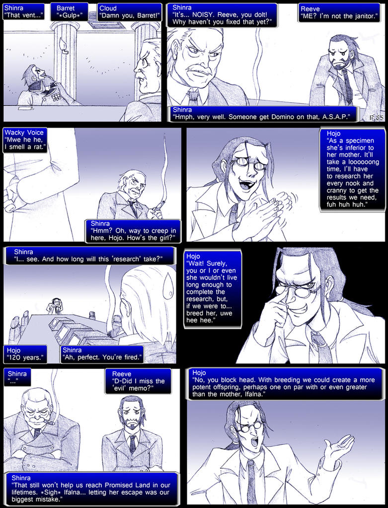 Final Fantasy 7 Page085 by ObstinateMelon