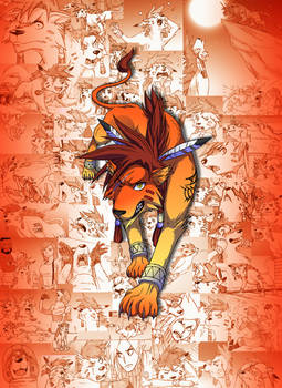 Red XIII Tribute