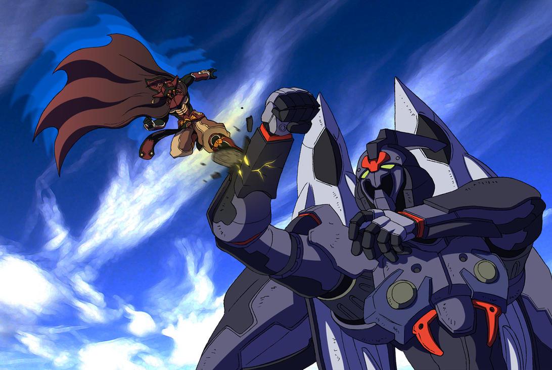 Grahf, Emperor of Darkness Tribute by ObstinateMelon